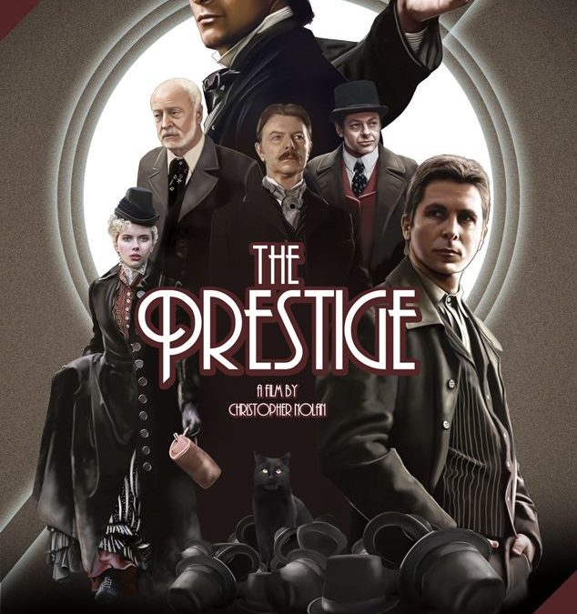 S1E1 – About The Prestige